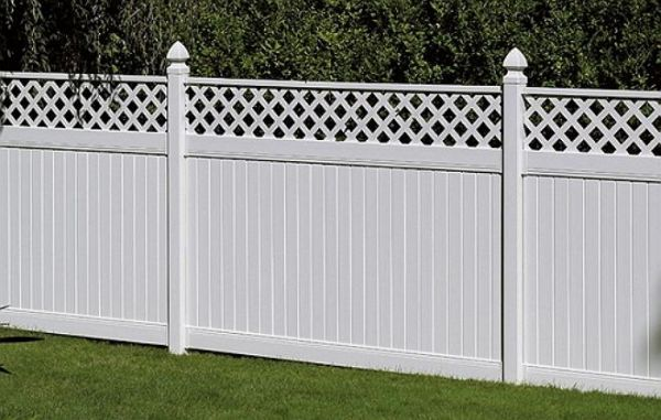 Из чего можно сделать забор для дачи?