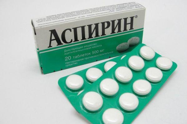 Чудесный эффект от аспирина, закопанного в огороде