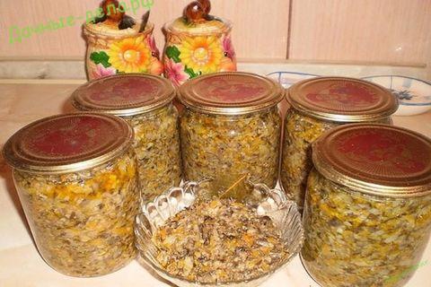 Рецепты заготовки грибной икры из коровников на зиму
