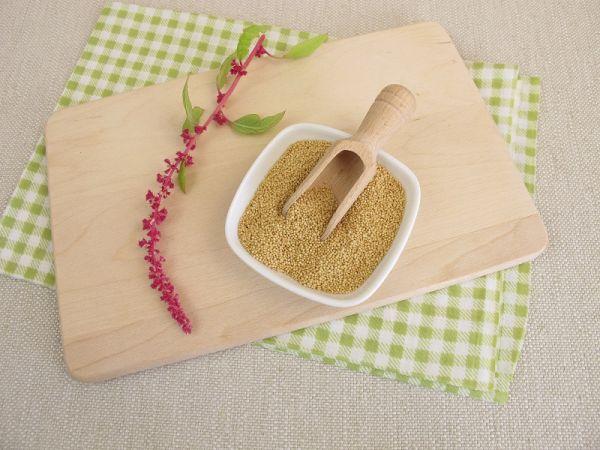 Амарант - настоящий хлеб славян, который незаслуженно считают вредным сорняком