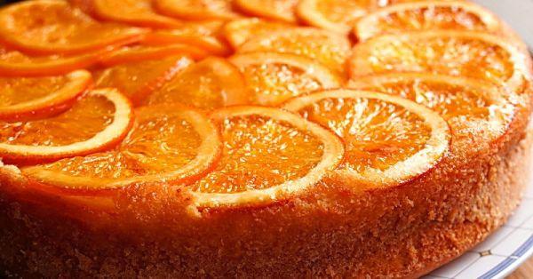Удивительный апельсиновый пирог! Рецепт, который я искала 17 лет после поездки в солнечный Портофино