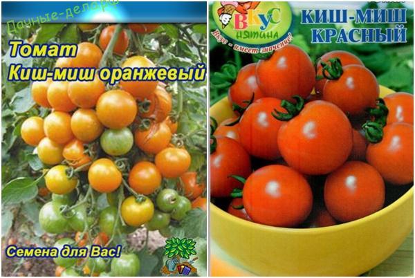 Томат ягода малина характеристика и описание сорта