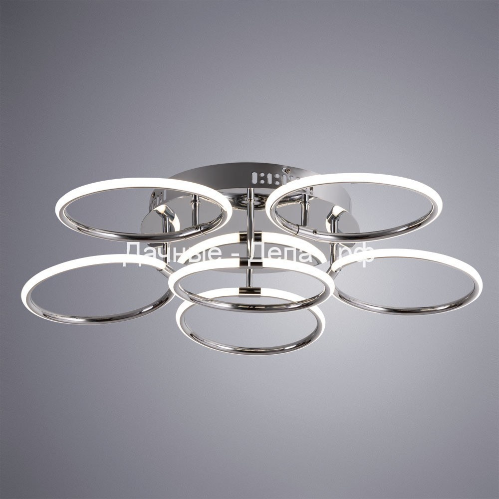 Дизайн интерьера: как выбрать светодиодные люстры для освещения и украшения помещения