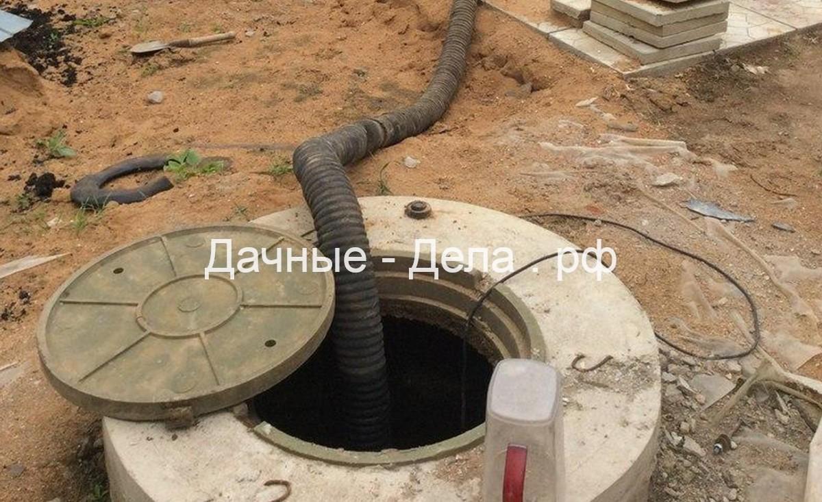 Особенности чистки канализации в частном доме