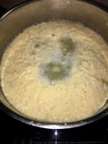 Крапивный суп