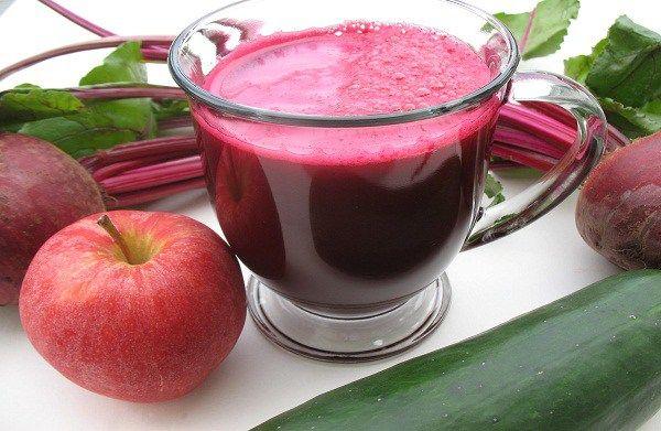 Супер напиток — свекольный сок! Спасёт от давления и заменит энергетики!