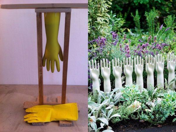 Сад больше ны выглядит скучным: 15 интересных идей