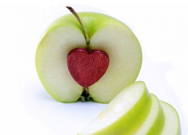Любопытное о яблоках