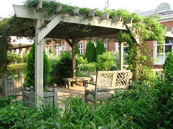 Тенденции в оформлении сада и растений за последние 70 лет