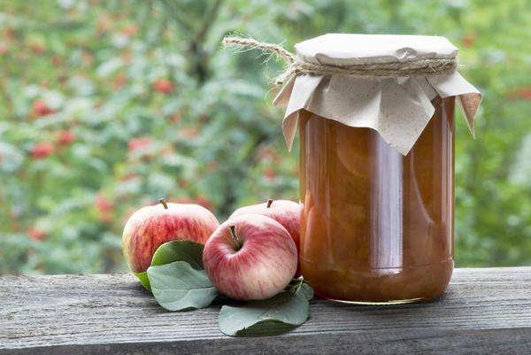 Яблочный пир. Необычные заготовки из яблок