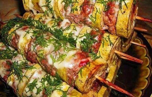 Кабачки — кабанчики! Если вы обожаете устраивать кулинарные сюрпризы своим близким, возьмите на заметку…