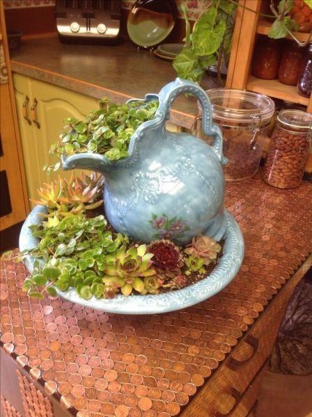 Фантастические идеи использования старого советского чайника
